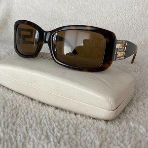 Versace Sunglasses with Swarovski Crystals